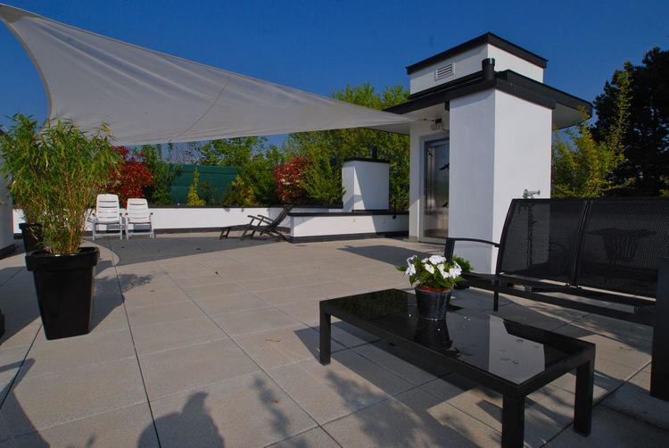 Superbe attique avec terrasse privative